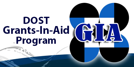 DOST Grants-In-Aid Program